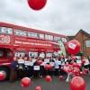 World AIDS Day: Big Red Bus Schedule